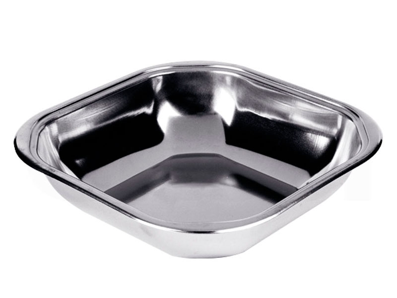 CESTA PAN Lisa INOX