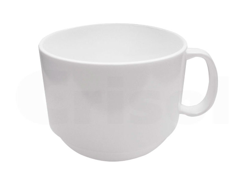 Taza 25cl PC blanco