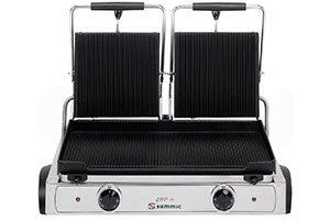 Plancha grill doble GRD-10