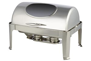 Chafing dish GN1/1 Window