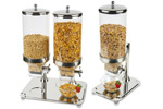 Dispensador cereales CLASSIC Inox